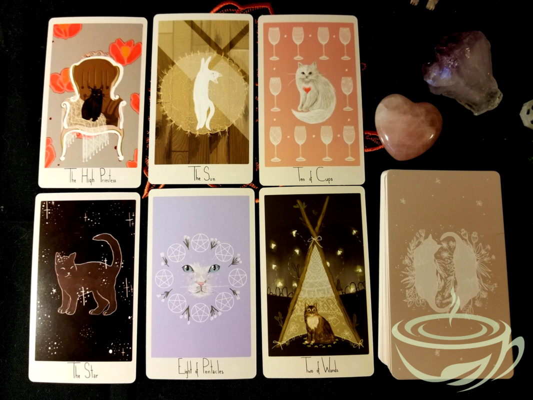 The Considerate Cat Tarot