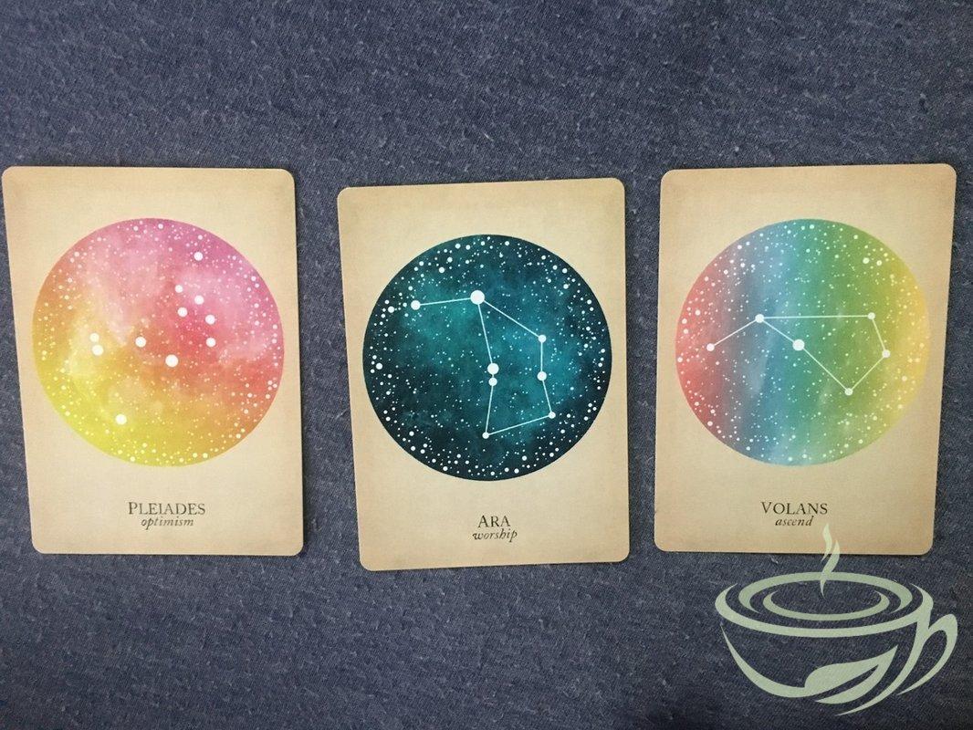 Compendium of Constellations Oracle Deck
