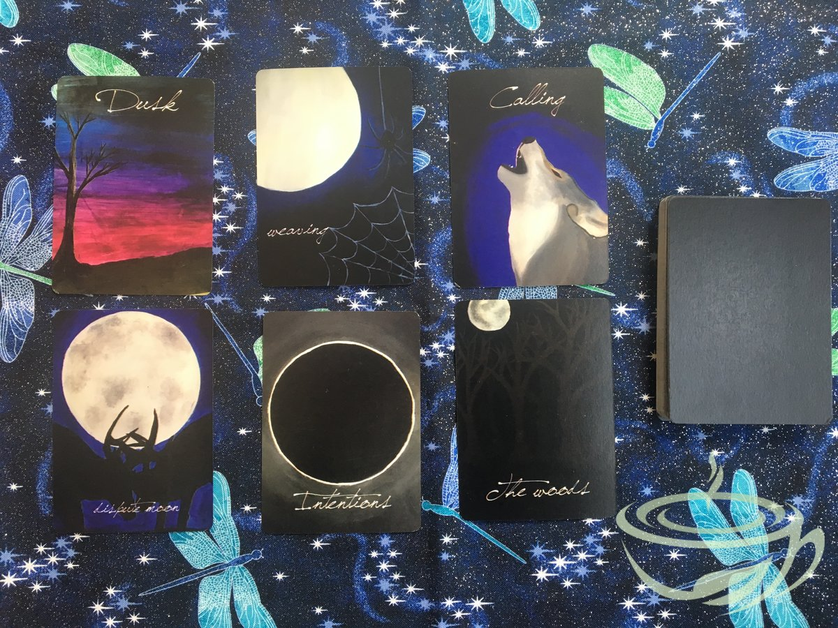 Moon Phases Oracle