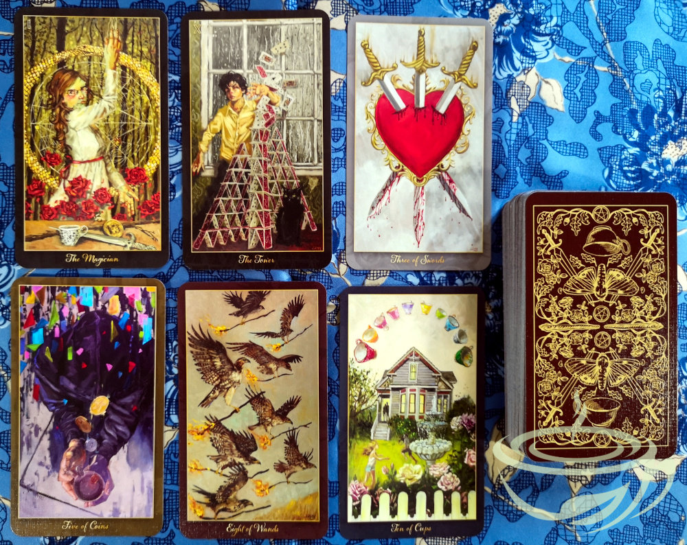 The Slow Tarot