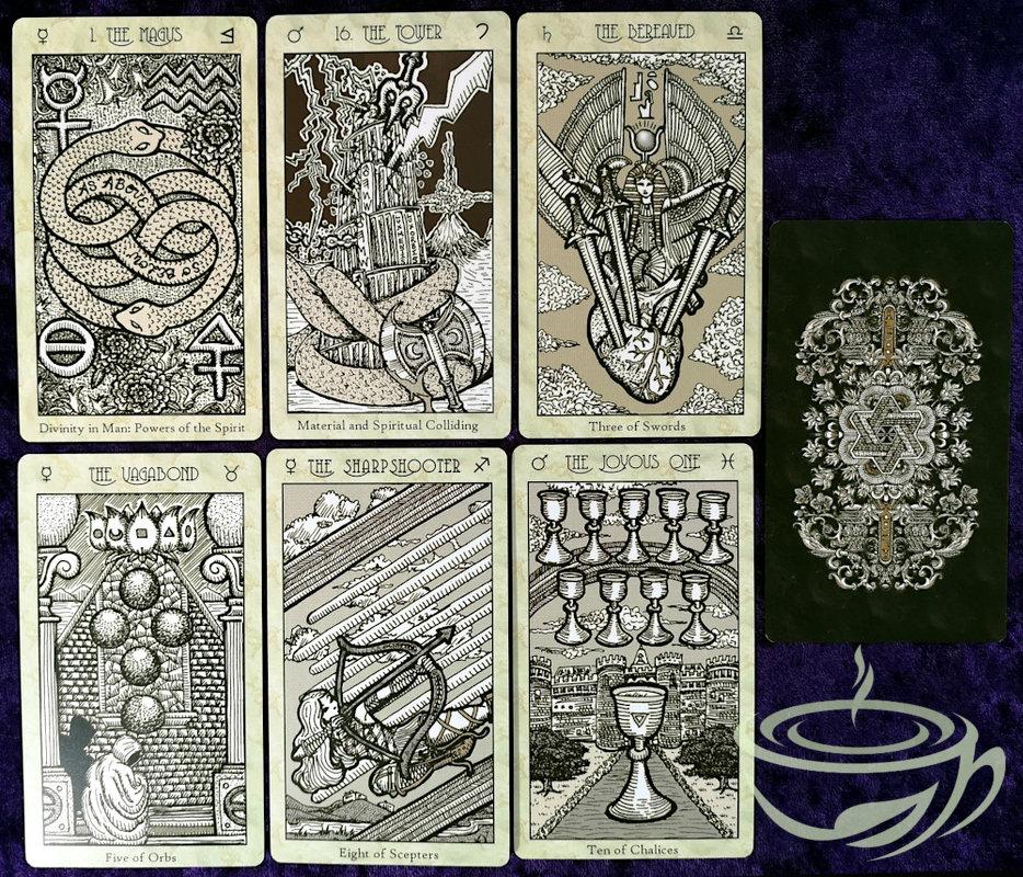 Spirit Keeper's Tarot (SKT)
