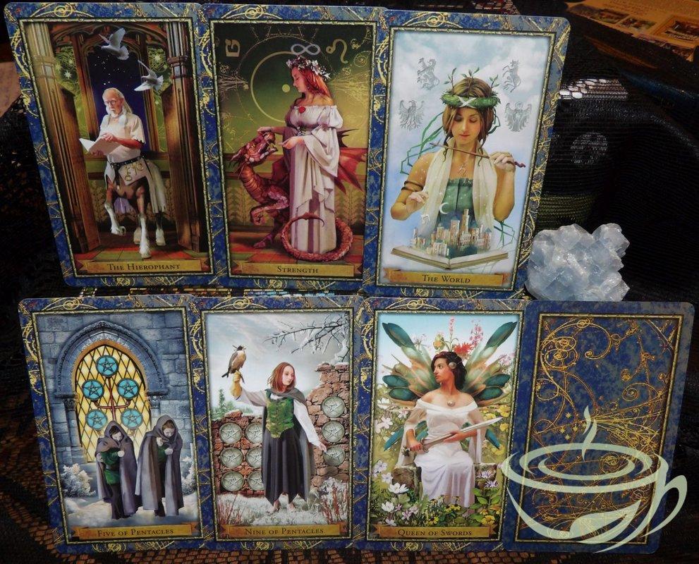 Wizard's Tarot