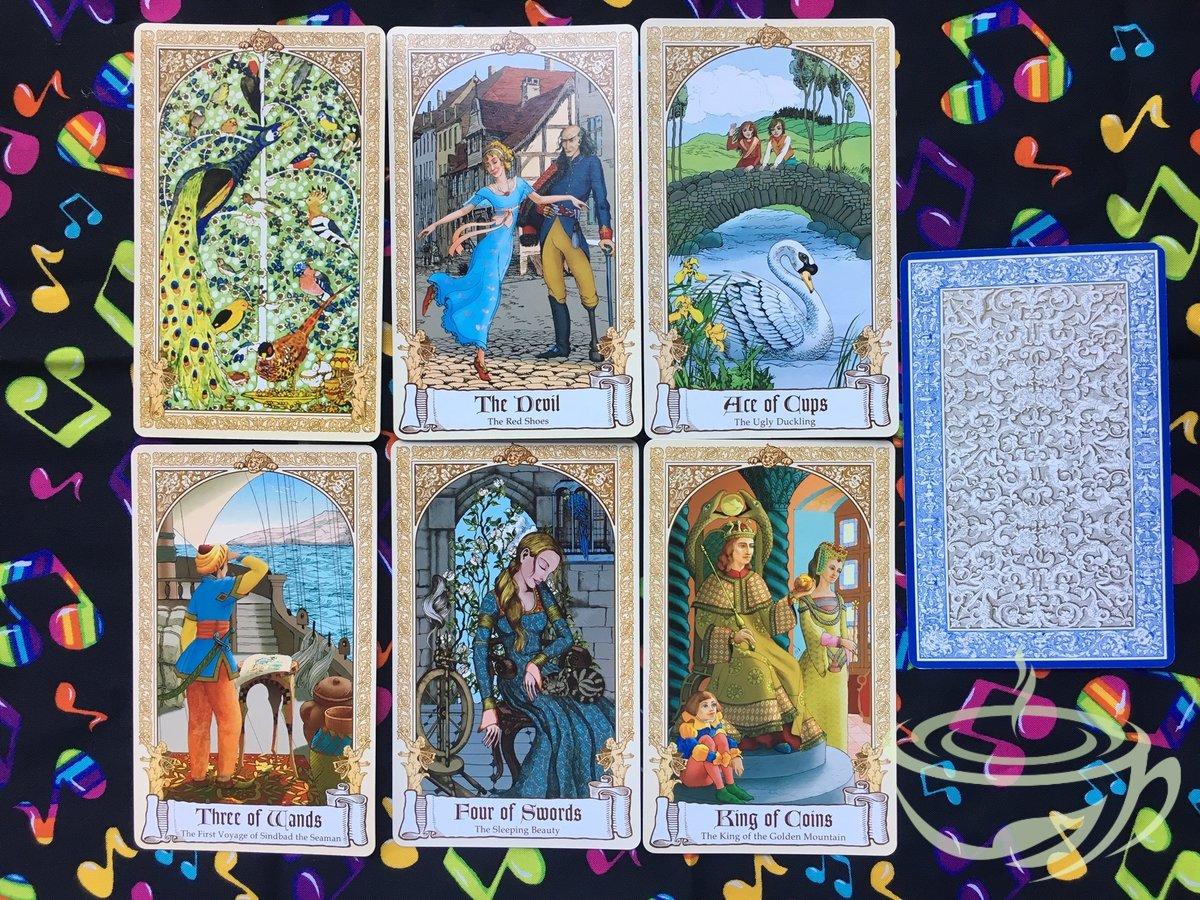 The Fairytale Tarot