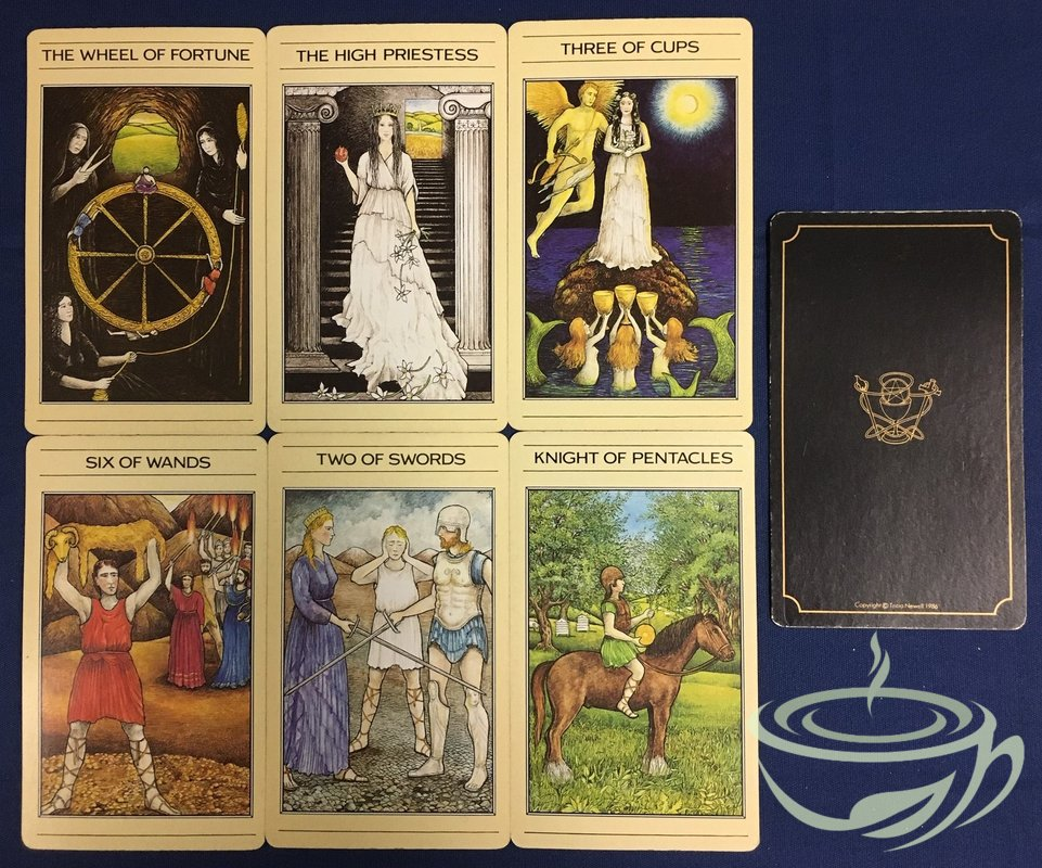 The Mythic Tarot